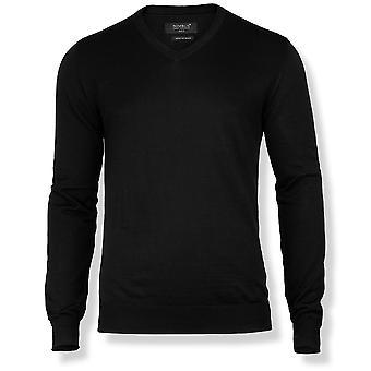 Nimbus Mens Ashbury Merino Blend Pullover Knitted Sweater