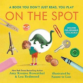 On the Spot - Countless Funny Stories by Amy Krouse Rosenthal - Lea Re