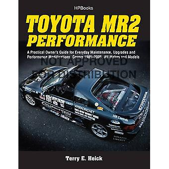 Toyota MR2 Performance by Terry E. Heick - 9781557885531 Book