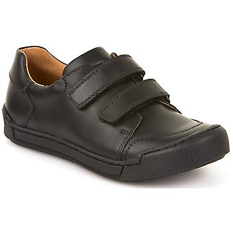 Froddo Boys G4130014 School Shoes Black
