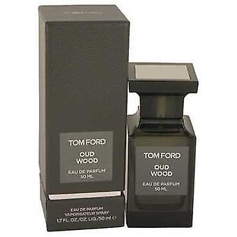 Tom Ford Oud Wood av Tom Ford Eau de Parfum Spray 1,7 oz (herrar) V728-534536