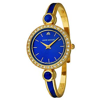 Andre Mouche - Wristwatch - Ladies - ARIA-CRYSTAL - 452-06061