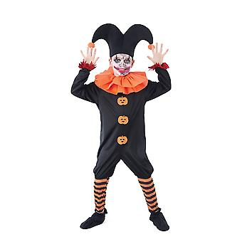 Bristol Novelty Childrens/Kids Evil Jester Costume
