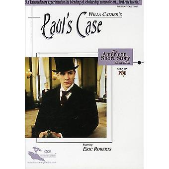Eric Roberts - Paul's Case [DVD] USA import