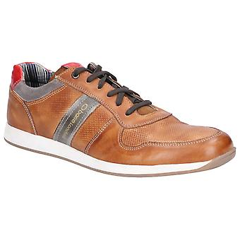 Base London Mens Eclipse Softy Lace Up Trainer