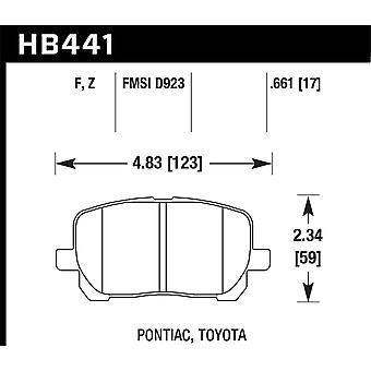 Hawk Performance HB441F.661 HPS