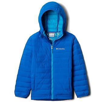 Columbia Powder Lite Infant Hooded Jacket | Super Blue