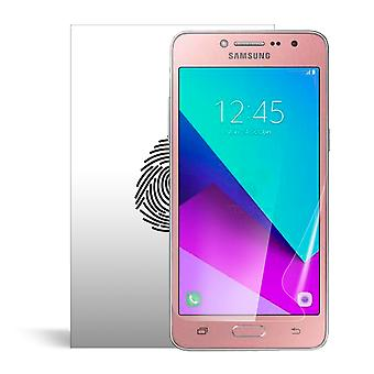 Celicious Vivid Plus Mild Anti-Glare Screen Protector Film Compatible with Samsung Galaxy J2 Prime [Pack of 2]