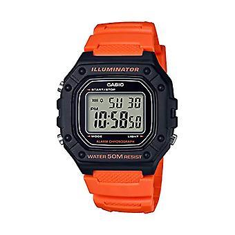 Casio Clock Man Ref. W-218H-4B2VCF