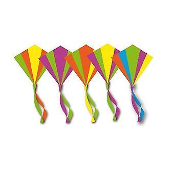Rhombus Mini Diamond Vlieger Assorti