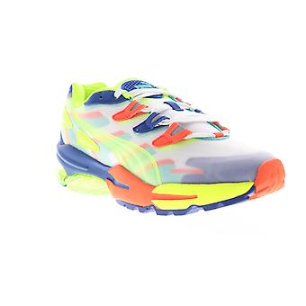 Puma Cell Alien OG Kaleidoscope  Mens White Low Top Sneakers Shoes