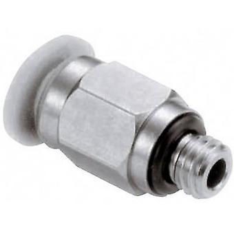 Norgren M02250303 recto rosca conexión de tornillo (hexágono interior)