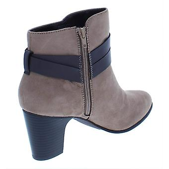 Giani Bernini Womens Calae amandel teen enkel Fashion laarzen