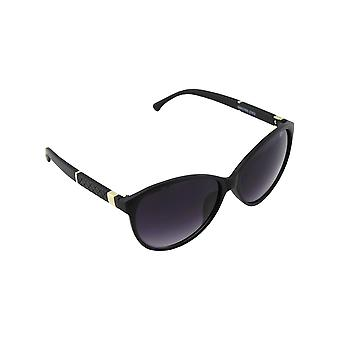 Sunglasses UV 400 Oval Gold Black 2583_32583_3