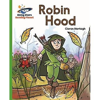 Reading Planet  Robin Hood  Green Galaxy by Ciaran Murtagh