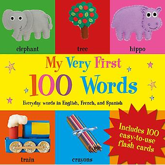 My Very First 100 Words by CICO Kidz