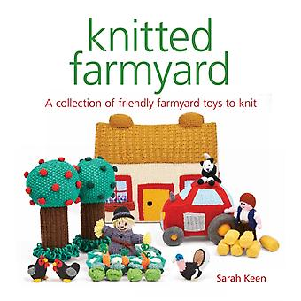 Knitted Farmyard by Sarah Keen