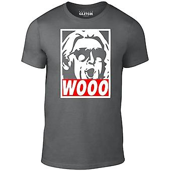 Men's wooo t-shirt - nature boy ric flair