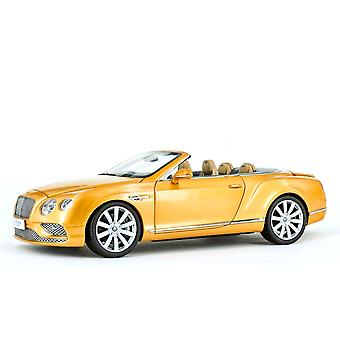 Bentley Continental GT Convertible RHD (2016) Diecast Model Car