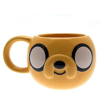 Adventure Time 3D Jake Mug
