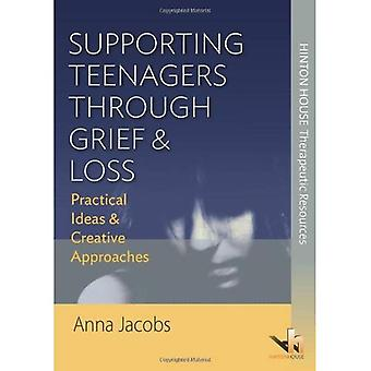 Supporting Teenagers Through� Grief & Loss: Practical Ideas & Creative Approaches