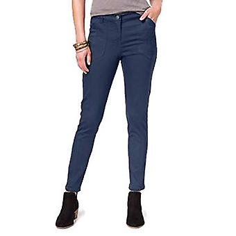 Pantalon Skinny Style and Co Bandit (New Uniform Blue, 12P)