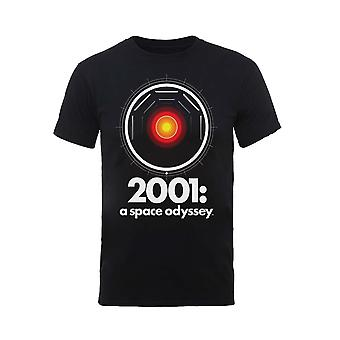 2001 A Space Odyssey HAL 9000 Stanley Kubrick T-Shirt officiel