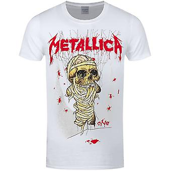 Metallica One And Justice For All Lars Ulrich T-Shirt officiel