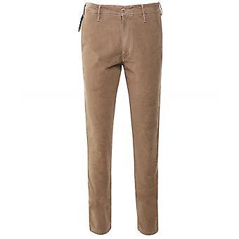 MMX Slim Fit Moleskin Lupus Trousers