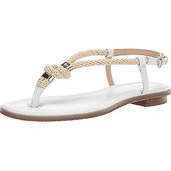 Michael Michael Kors Womens Holly Sandal Split Toe Casual Slingback Sandals