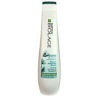 Matrix biolage volumebloom shampoo for fine hair 13.5 oz paraben free