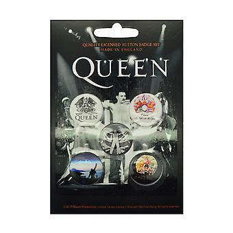 Queen Freddie rintanappi Pack
