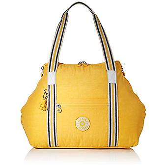 Kipling ART M Beach bag 58cm 26 liters Yellow (Vivid Yellow)