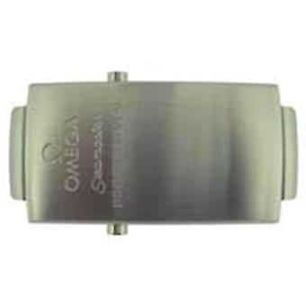 Authentieke omega horloge armband sluiting, heren roestvrij staal - James Bond model 1993, omega 117st1503825