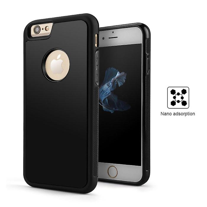 Stuff Certified® iPhone 6S - Anti Gravity Absorption Case Cover Cas Case Black