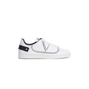 Valentino Garavani Ty2s0c04dyhm15 Men's White Leather Sneakers