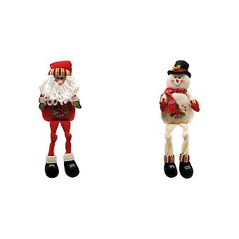 Christmas Shop Plush Shelf Sitter Figures