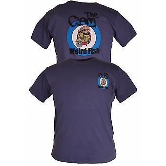 WEIRD FISH Weird Fish The Clam Print T Shirt