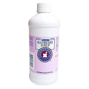 Humco raspberry compounding syrup vehicle, 16 oz