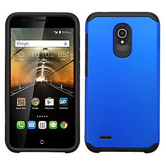 ASMYNA Astronoot Phone Case for Alcatel OneTouch Conquest - Blue/Black