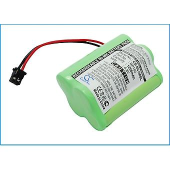 Battery for Icom Bearcat BP120 BP150 BP180 BP250 Uniden BBTY0356001 Icom IC-T22A