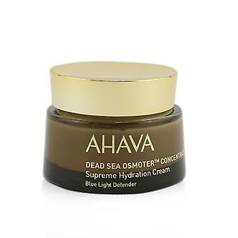 Ahava Dode Zee Osmoter Concentrate Supreme Hydratatie Crème (blue Light Defender) - 50ml/1.7oz