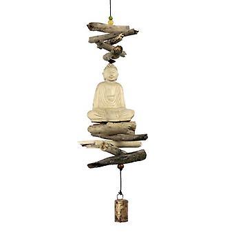 Indonesische sitzen Buddha Cohasset Glocke