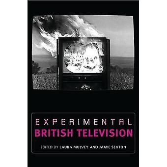 Kokeellinen brittiläinen televisio by Index by Martin Hargreaves & Edited by Laura Mulvey & Edited by Jamie Sexton
