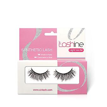 Very Light Synthetic Lashes Kit S07