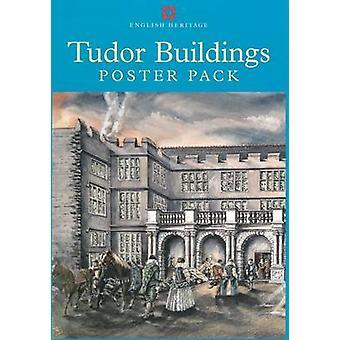 Tudor Buildings - Poster Pack - 9781850749622 Book