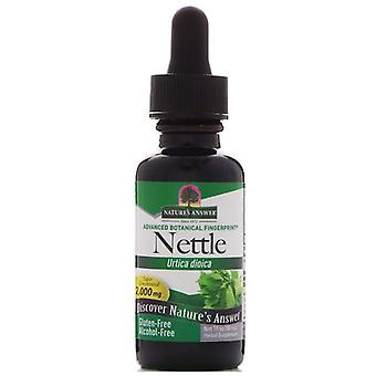 Nature's Answer Nettle Leaf 30ml 1375