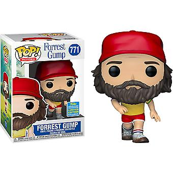 Forrest Gump Forrest with Beard SDCC 2019 US Excl Pop! Vinyl