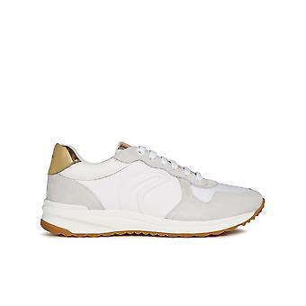 Geox d airell trainers womens white