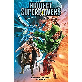 Project SuperPowers Vol. 1 - Evolution HC by Rob Williams - 9781524109
